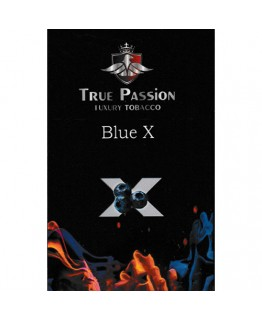 Табак Акциз TRUE PASSION Blue X 50 гр