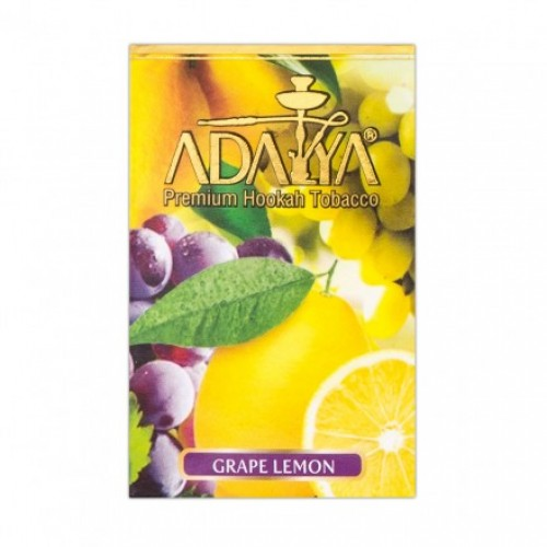 Табак ADALYA Grape Lemon 50 g