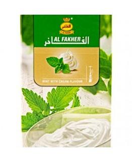 Табак AL FAKHER Mint Cream 50 гр