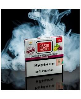 Табак акциз Basio Виноград 100 гр