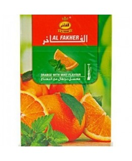 Табак AL FAKHER Orange with mint 50 гр