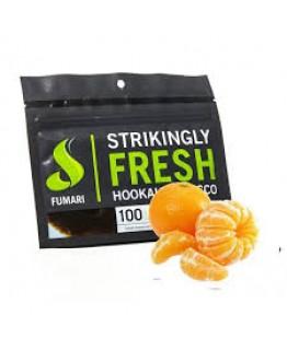Табак FUMARI Mandarin Zest 100 гр