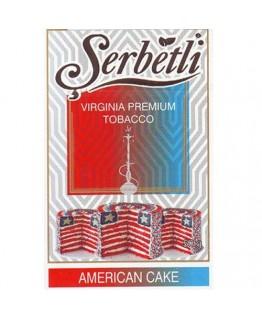 Табак SERBETLI American Cake 50gr