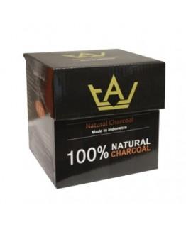 Уголь для кальяна  TAJ 1 кг