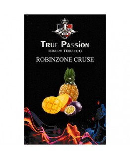 Табак Акциз TRUE PASSION Robinzone Cruse 50 гр