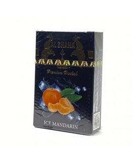 Табак AL SHAHA Ice Mandarin 50 гр