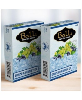 Табак BALLI Grape Blueberry Ice 50 gr