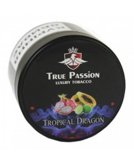 Табак Акциз TRUE PASSION Tropical Dragon 100 гр