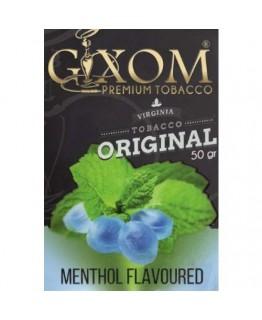 Табак GIXOM Menthol 50 гр