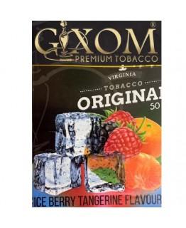 Табак GIXOM Ice Berry Tangerine 50 гр