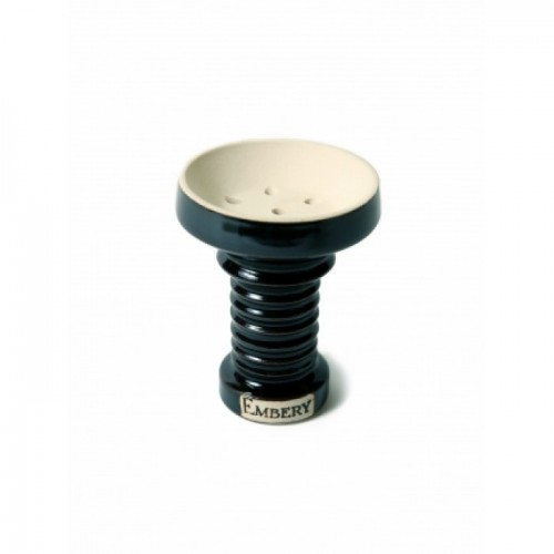 Чаша Embery ENVY-Classic black partially glased