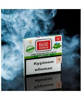 Табак акциз Basio Двойная Мята 100 гр