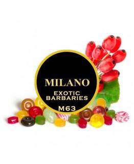 Табак Milano Exotic Barbaries M63 100 гр