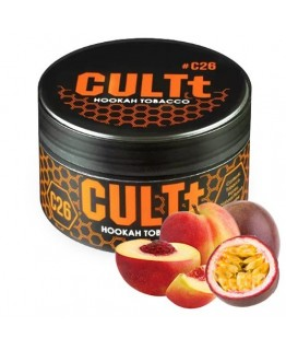 Табак CULTt C26 Passion Fruit Peach 100 гр