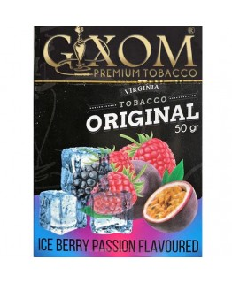 Табак GIXOM Ice Berry Passion 50 гр