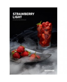 Табак DARKSIDE strawberry light 250 гр