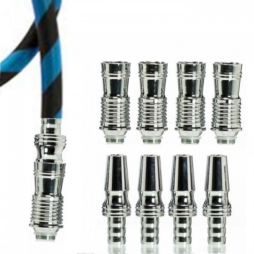 Коннектор 5x Metal Hose Connector - 5x Metal Hose Adapter for Shisha