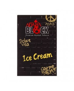 Табак ADALYA BLACK Ice Cream 50 гр