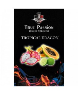 Табак Акциз TRUE PASSION Tropical Dragon 50 гр