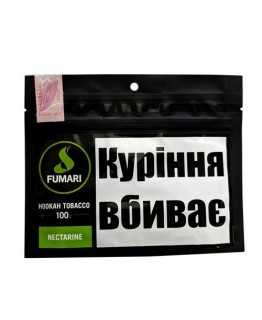 Табак Акциз Fumari Nectarine