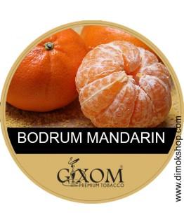 Табак GIXOM Bodrum Mandarin 200 гр