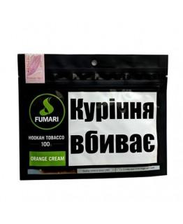 Табак Акциз Fumari Mint Orange Cream