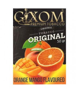 Табак GIXOM Orange Mango 50 гр