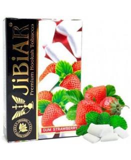 Табак Jibiar Gum Strawberry 50 гр