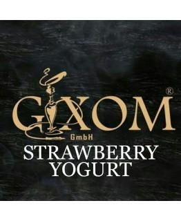 Табак GIXOM Strawberry yoghurt 200 гр