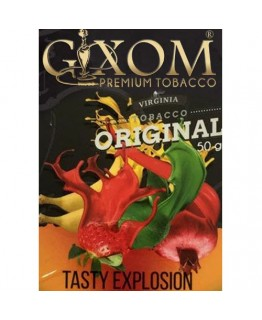 Табак GIXOM Tasty Exsplosions 50 гр