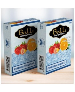 Табак BALLI Strawberry Orange Ice 50 gr