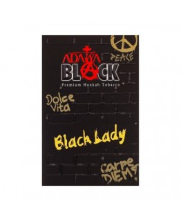 Табак ADALYA BLACK Black Lady 50 гр