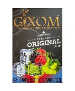 Табак GIXOM Ice Grape Berry 50 гр