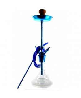 Кальян Kaya ELOX 630 BORO Clear Lance Cut Blue 4S
