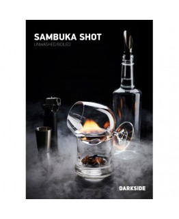 Табак DARKSIDE Sambuka Shot 100 гр