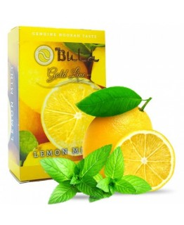 Табак Buta Gold Line Lemon Mint 50 gr
