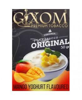 Табак GIXOM Mango Youghurt 50 гр