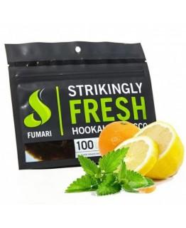Табак FUMARI Lemon Mint 100 гр