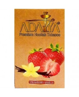 Табак ADALYA Strawberry Vanilla 50 g
