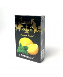 Табак AL SHAHA Lemon Mint 50 гр