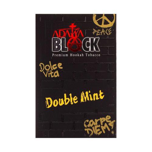 Табак ADALYA BLACK Double Mint 50 гр