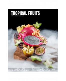Табак Honey Badger Tropical fruits, Wild 40гр