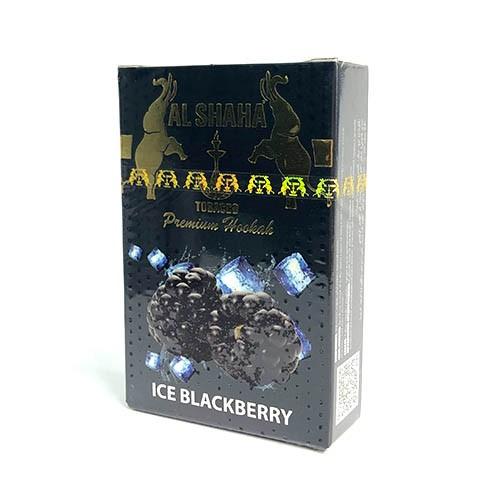 Табак AL SHAHA Ice Blackberry 50 гр