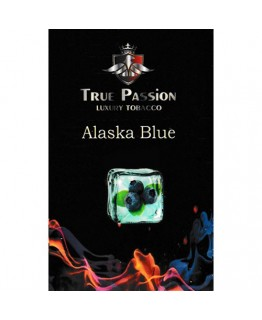 Табак Акциз TRUE PASSION Alaska Blue 50 гр