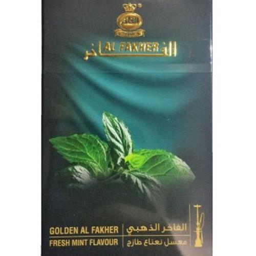 Табак Al Fakher Golden Fresh Mint 50 gr