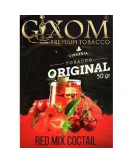 Табак GIXOM Red Mix Coctail 50 гр