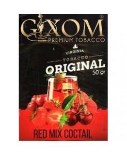Табак GIXOM Red Mix Coctail 50 гр