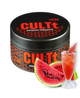 Табак CULTt C34 Watermelon Lemonade 100 гр