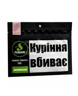 Табак Акциз Fumari Watermelon