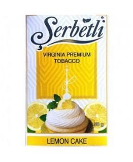 Табак SERBETLI Lemon cake 50gr